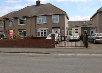 Thumbnail 3 bedroom semi-detached house for sale in Station Road, Eston, Middlesbrough
