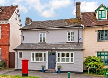 Thumbnail 4 bed semi-detached house for sale in High Street, Ashwell, Hertfordshire