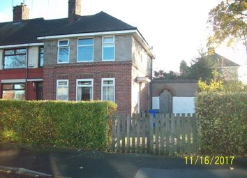 Thumbnail 3 bed semi-detached house to rent in Perkyn Road, Shiregreen, Sheffield