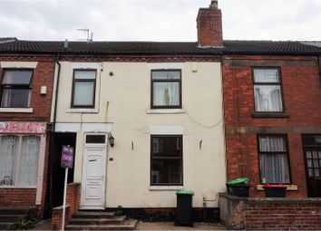 Thumbnail 2 bedroom terraced house for sale in Main Road, Jacksdale