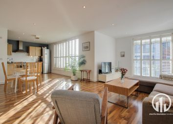 Thumbnail 2 bed flat to rent in Desvignes Drive, London