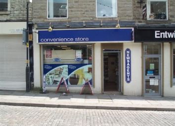 Thumbnail Retail premises for sale in Rossendale, Lancashire
