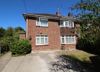 Thumbnail 2 bed flat to rent in Cranbury Close, Otterbourne, Winchester