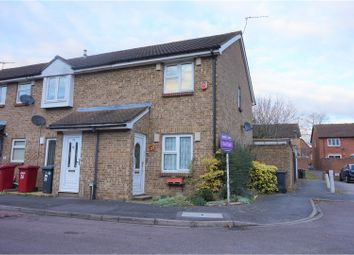Thumbnail 3 bed end terrace house for sale in Boulters Close, Slough