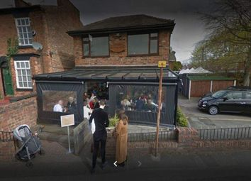 Thumbnail Commercial property for sale in Nell Lane, West Didsbury, Didsbury, Manchester