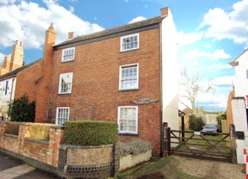 Thumbnail 5 bed link-detached house for sale in Melton Road, Syston, Leicester
