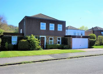Thumbnail 4 bed detached house for sale in Frogmore Close, Hughenden Valley
