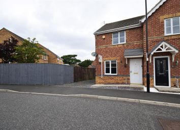 Thumbnail 2 bedroom semi-detached house to rent in Halesworth Drive, Havelock Park, Sunderland