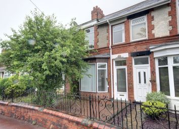 Thumbnail 3 bed terraced house for sale in Glebe Terrace, Houghton Le Spring