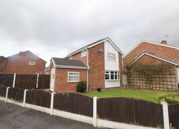 Thumbnail 3 bed detached house for sale in Taylor Road, Hindley Green, Wigan