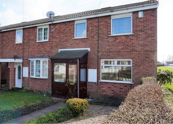 Thumbnail 3 bedroom end terrace house for sale in Dereham Walk, Bilston