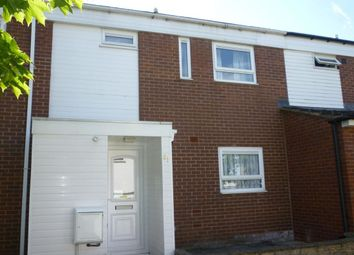 Thumbnail 3 bedroom terraced house to rent in Bembridge, Stirchley, Telford