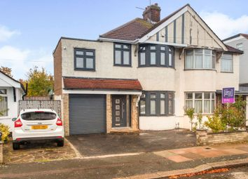 Thumbnail 3 bed semi-detached house for sale in Berkeley Avenue, Ilford