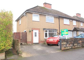 Thumbnail 3 bedroom semi-detached house for sale in Heol Powis, Heath, Cardiff