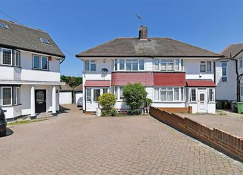 Thumbnail 4 bed semi-detached house for sale in Priory Close, London