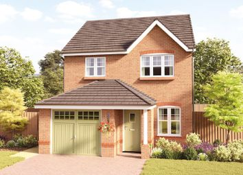 Thumbnail 3 bedroom detached house for sale in Plas Issa, Bryn Y Baal, Mold