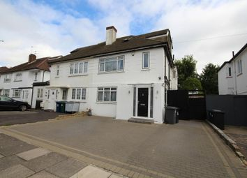 5 bed semi-detached house for sale in The Grove, Edgware, Middlesex HA8