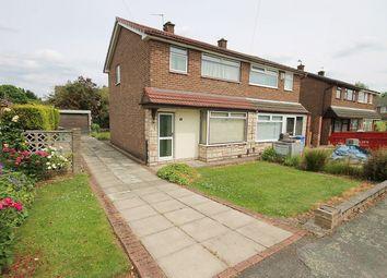 Thumbnail 3 bed semi-detached house for sale in Meadow Lane, Fearnhead, Warrington