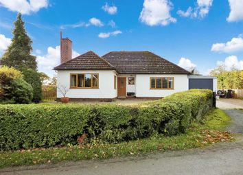 Thumbnail 3 bed detached bungalow for sale in Melverley, Oswestry