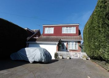 Thumbnail 4 bed detached house for sale in Trailer Park, Crays Hill, Billericay