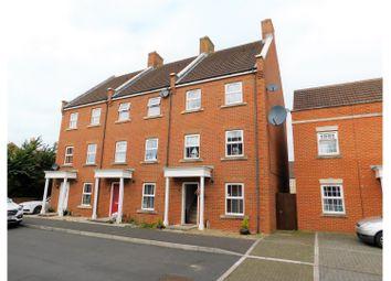 Thumbnail 3 bed end terrace house for sale in Prospero Way - Haydon End, Swindon