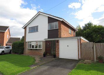3 bed detached house to rent in Hill Farm Close, Stafford ST17