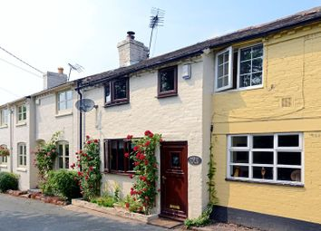 Thumbnail 2 bed cottage for sale in Madeley Road, Beckbury, Shifnal