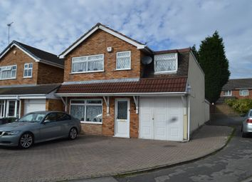 Thumbnail 5 bedroom detached house for sale in Dursley Close, Willenhall