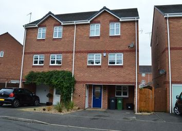 Thumbnail 4 bed semi-detached house for sale in Stuart Way, Market Drayton