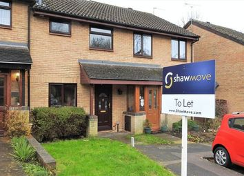 Thumbnail 2 Bed Terraced House To Rent In Chaldon Road, Pease Pottage,  Crawley