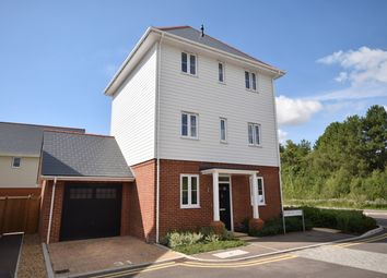 Thumbnail 4 bed detached house for sale in Primrose Close, Snodland