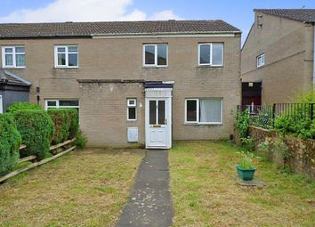 Thumbnail 3 bed end terrace house for sale in Bromley Drive, Cardiff