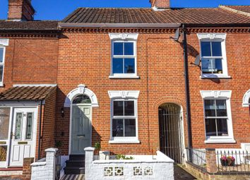 Thumbnail 3 bed terraced house for sale in Portland Street, Norwich