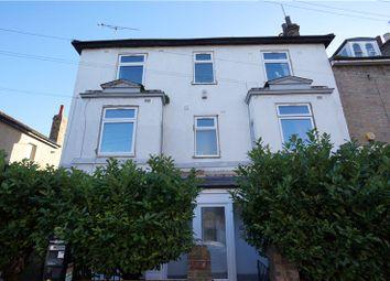Thumbnail 2 bedroom flat to rent in Darnley Street, Gravesend, Kent
