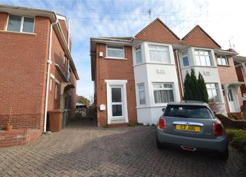 Thumbnail 3 bed semi-detached house to rent in Egham Avenue, Exeter, Devon