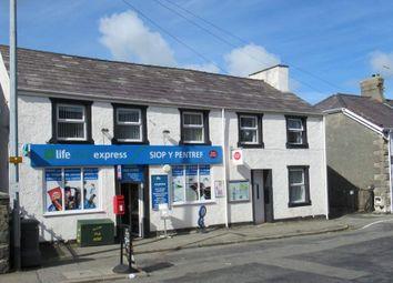 Thumbnail Retail premises for sale in Bangor, Gwynedd