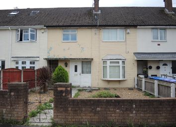 Thumbnail 4 bed terraced house for sale in Dragon Close, Croxteth, Liverpool