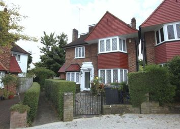 Thumbnail 5 bed detached house to rent in Gloucester Gardens, Golders Green, London