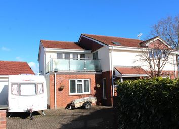 Thumbnail 4 bed detached house for sale in Ellerslie Road, Sticklepath, Barnstaple