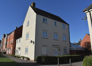 Thumbnail 4 bed end terrace house for sale in Woodpecker Walk, Walton Cardiff, Tewkesbury