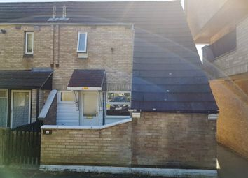 Thumbnail 3 bed end terrace house for sale in Travers Way, Pitsea, Basildon, Essex