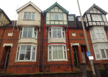 Thumbnail 1 bed flat for sale in Flat 3, 334 Aylestone Road, Leicester