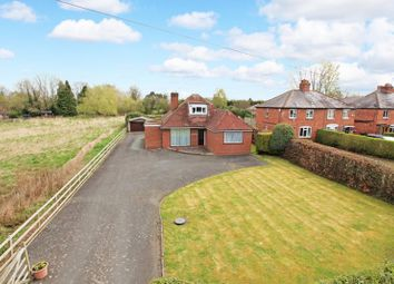 Thumbnail 4 bedroom bungalow for sale in Wytheford Road, Shawbury, Shrewsbury