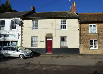 Thumbnail 2 bed terraced house for sale in Cold Harbour, Milborne Port, Sherborne, Somerset