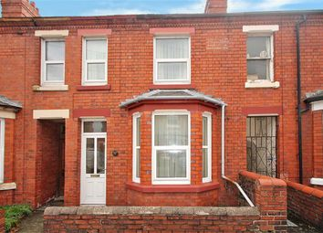 Thumbnail 2 bed terraced house for sale in Stewart Road, Oswestry