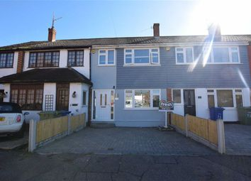 Thumbnail 3 bedroom terraced house for sale in Burrs Way, Corringham, Essex