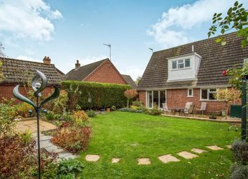Thumbnail 3 bed bungalow for sale in Pulham St. Mary, Diss, Norfolk