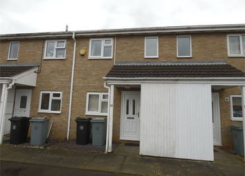 Thumbnail 2 bed terraced house to rent in Anson Court, Market Deeping, Peterborough, Lincolnshire