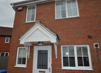 Thumbnail 2 bed end terrace house for sale in Mavish Close, Three Score, Norwich