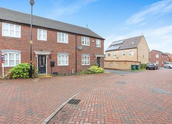 Thumbnail 3 bed terraced house for sale in The Carabiniers, Coventry